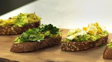 How to Make Super Simple and Satisfying Avocado Toast