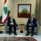 In his comeback as Lebanon's PM, Hariri vows to halt collapse