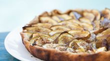 Julie Andrieu improvise une recette de tarte craquante aux figues et fait saliver ses abonnés