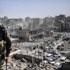 Russia likens US coalition bombing of Raqa to WWII Dresden