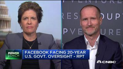 Why Gene Munster says it's a 'fairy tale' that Facebook would break up