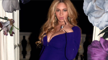 Beyonce Tries to Break Internet With New Baby Bump Photos