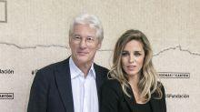 Richard Gere marries Spanish girlfriend Alejandra Silva: 'They're extraordinarily happy'