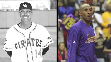 College baseball coach dies in crash with Kobe