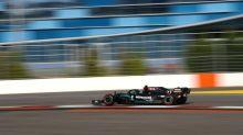 Bottas fastest in Russian Grand Prix practice