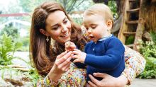 Kate Middleton gives adorable update on Prince Louis