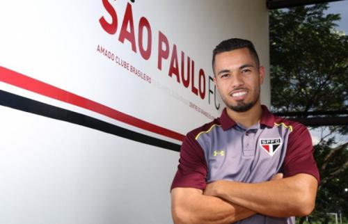 Após Marcinho, São Paulo anuncia a contratação do atacante Morato