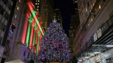 Wall Street casi estable la víspera de Navidad