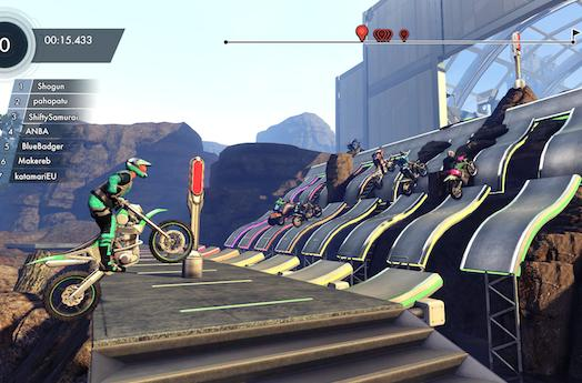 Trials Fusion online multiplayer planned for 2015, PC beta live