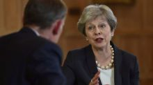 UK PM May says need to ensure parliament does not overturn Brexit