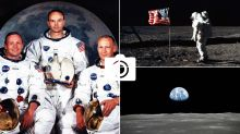Celebrating the Apollo 11 Moon Landing's 50th Anniversary