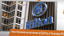 FACTBOX: Hilton checks in with biggest hotel IPO ever
