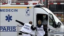 Zahl der Todesfälle durch Coronavirus in Frankreich auf fast 5400 gestiegen
