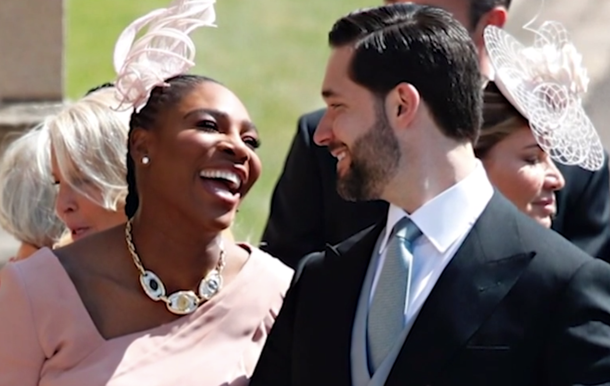 Alexis Ohanian speaks on his marriage to Serena Williams