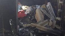 Terreiro de umbanda é incendiado em Nova Iguaçu