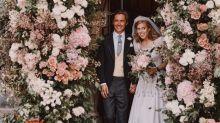 Princess Beatrice's wedding dress belonged to the Queen