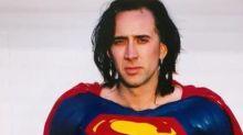 Tim Burton's Superman movie was nearly an animation