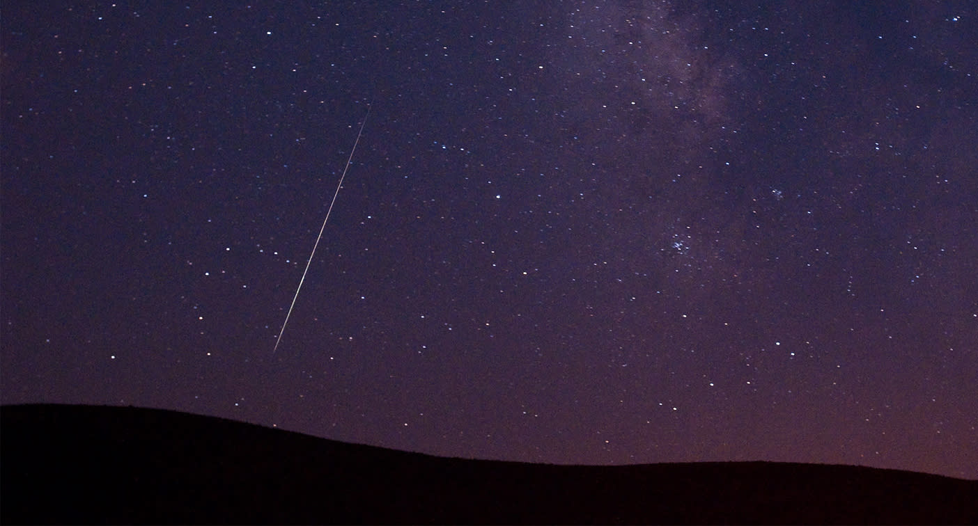 Best time and place to catch tonight's Orionid meteor shower