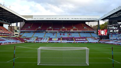 Villa Park emerges as reported rival to Champions League final venue in Turkey
