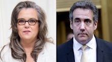 Michael Cohen Remembers the 'Eloquent and Beautiful Letter' Rosie O'Donnell Wrote Him in Prison