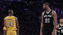 Basketball Hall of Fame officially delays Kobe Bryant, Tim Duncan induction to May 2021