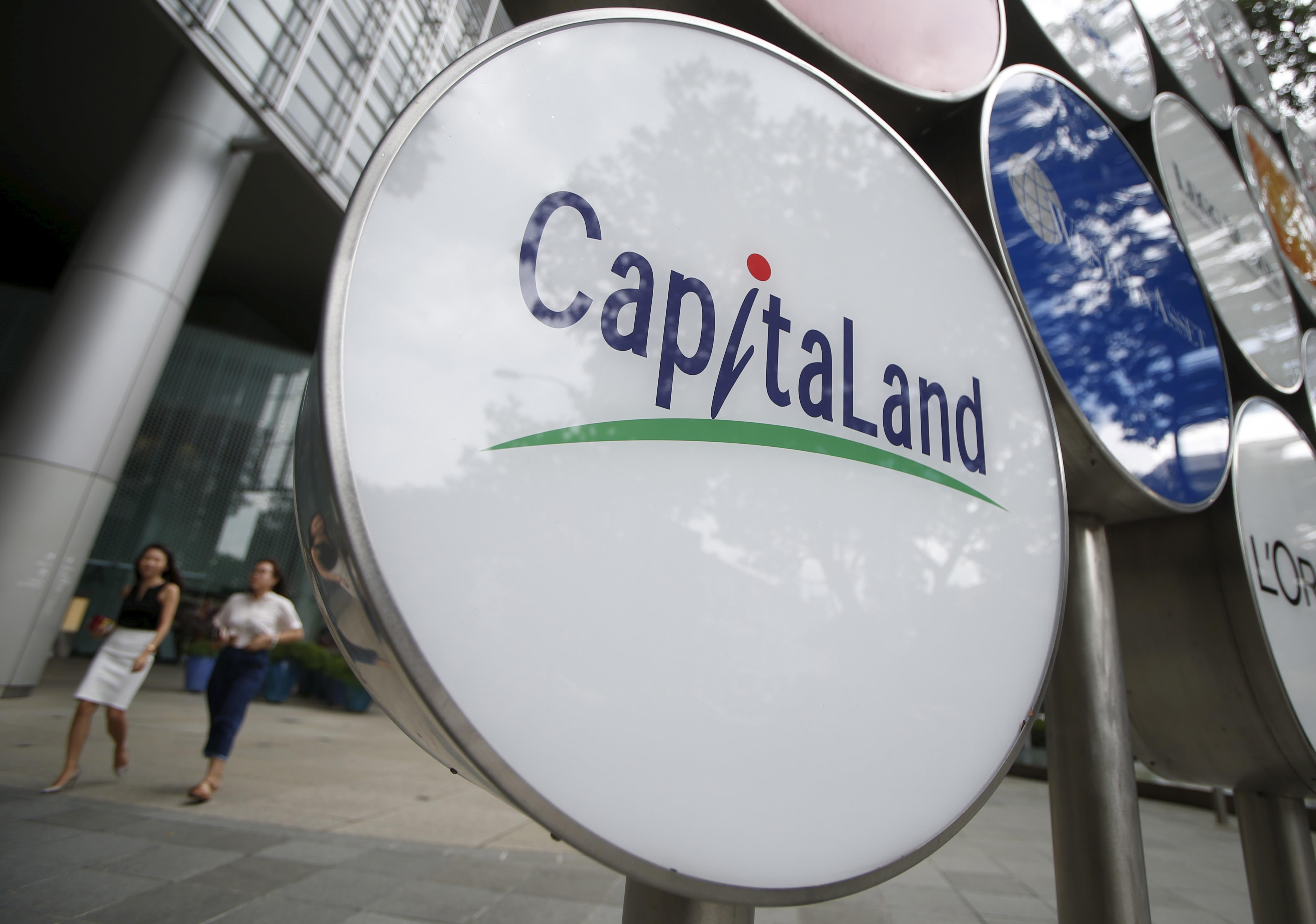 CapitaLand REIT said to pursue US$1.1 billion Duo office tower