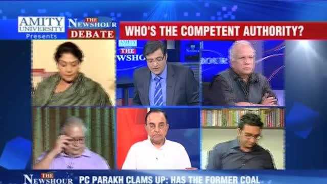Debate: Who's the competent authority? - 1