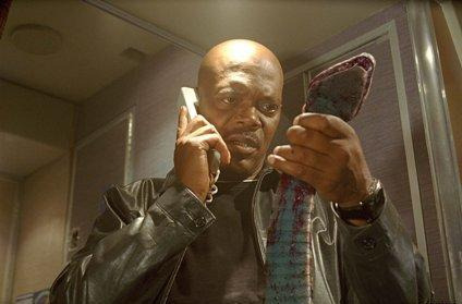PSP on Snakes on a Plane