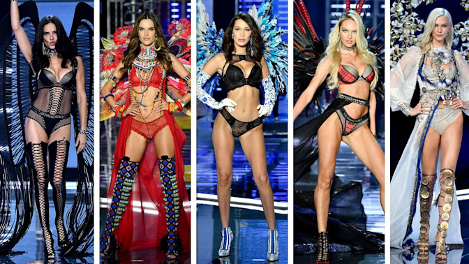 JUST IN: Every look from the 2017 Victoria's Secret Fashion Show