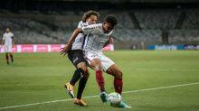 Fluminense segura empate e Atlético-MG pode perder a liderança do Brasileirão