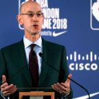 "Adam Silver Says President Trump's References To Haiti, Other African Nations Were ""Discouraging"""
