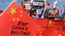 South China Sea: What's China's plan for its 'Great Wall of Sand'?