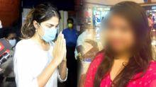 Rhea Chakraborty called many times to talent manager Jaya Saha on 14 June