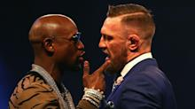 Boxing: Mayweather says he's going 'straight ahead' at McGregor