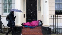 Boris Johnson recruits Tony Blair's former homelessness czar to lead rough sleeping review