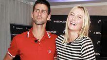 """""""Te comportaste como un fan"""": Maria Sharapova desvela cómo fue su cita con Novak Djokovic"""
