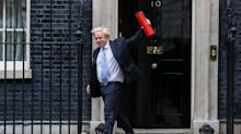 'For god's sake sack this man!': MPs call for Boris Johnson to lose his job after Brexit 'meltdown' speech