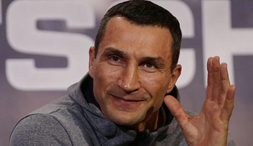 Boxen: Buh-Rufe und Pfiffe: Lausiger Empfang für Klitschko