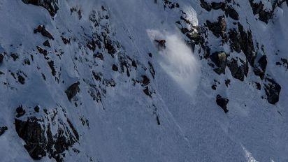 Sam Anthamatten: Inside the head of a pro freeride skier