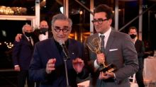 Emmys 2020: A glitch-free technical triumph and a thrilling comedy sweep for Schitt's Creek