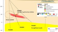 Mawson Drills 31.7 Metres at 8.4 g/t Gold at Rajapalot, Finland Including 10.9 Metres at 21 g/t Gold