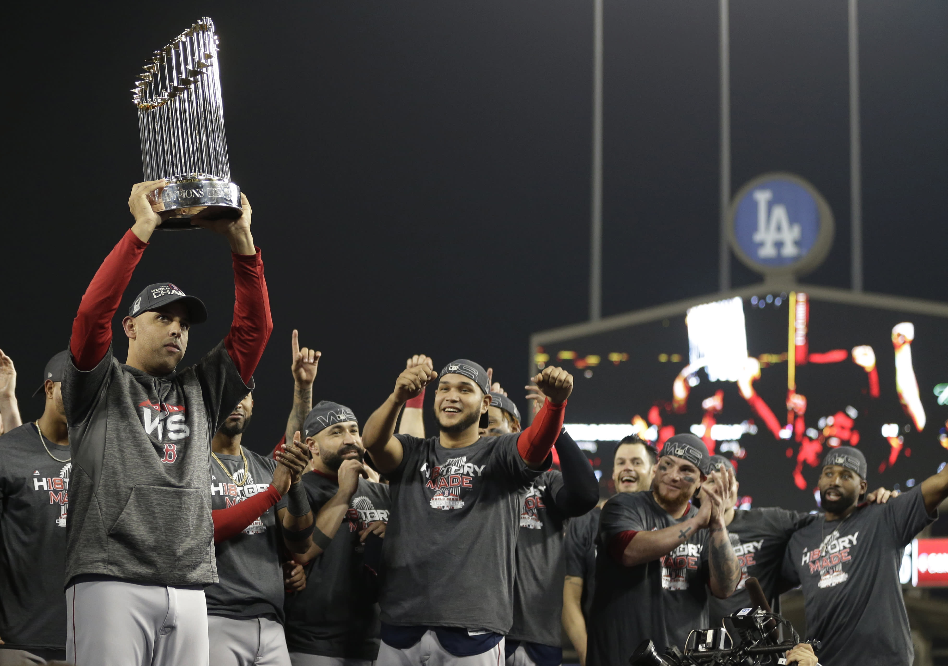 470352fd03b0a How the Boston Red Sox won the 2018 World Series