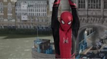 'Spider-Man: Far From Home' swings into theaters with record Tuesday haul