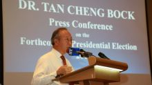COMMENT: Does Tan Cheng Bock have a game plan?