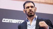 'UFC: Whittaker x Till' marca a despedida de Rogério Minotouro do MMA em trilogia com Shogun
