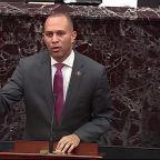 Rep. Hakeem Jeffries explains Trump's impeachment to Trump's lawyers, drops in Biggie Smalls reference