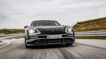 The Taycan EV takes Porsche into a new world of technology