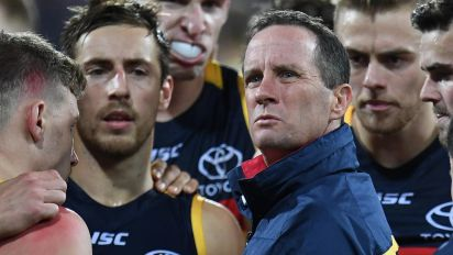 Crows AFL coach Pyke's new three-year deal