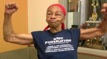 Powerlifting 82-year-old grandma fends off intruder: 'I'm old, I'm alone, but guess what? I'm tough'