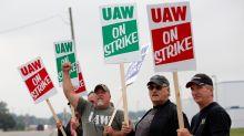 General Motor's UAW workers strike